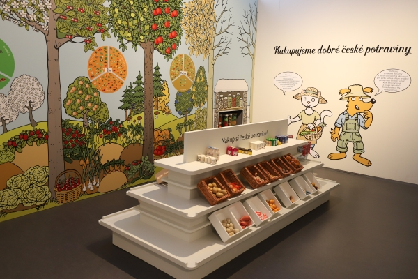The Gastronomy Exhibition: For Children and Professionals