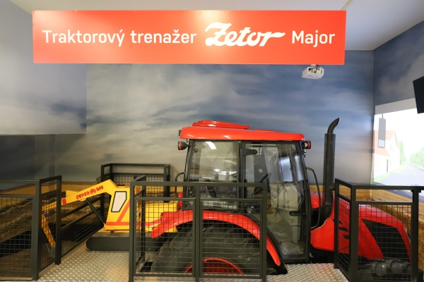 New Zetor Tractor Simulator