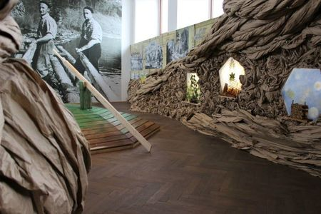 Exhibition 'Forest Re-Cycled – The Journey of Wood'